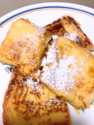 フレンチトースト レシピ 人気