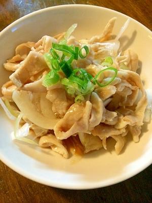 ポン酢でさっぱり『鶏肉ポン酢焼き』 | 体質改善レシピサイト 食暮
