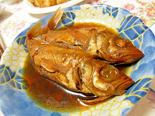 簡単和食☆赤魚の煮魚