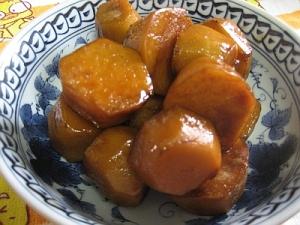 里芋の甘辛煮 レシピ・作り方