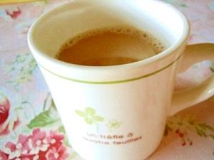 甘い幸せ豆乳メープルバニララテ