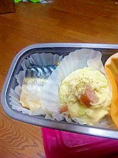お弁当に2分*ポテトサラダ*