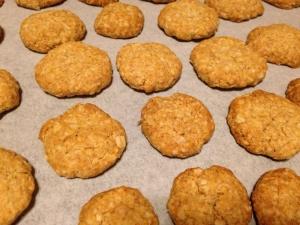 アーモンドプードル入りクッキー。 レシピ・作り方 by tommeg1202 ...