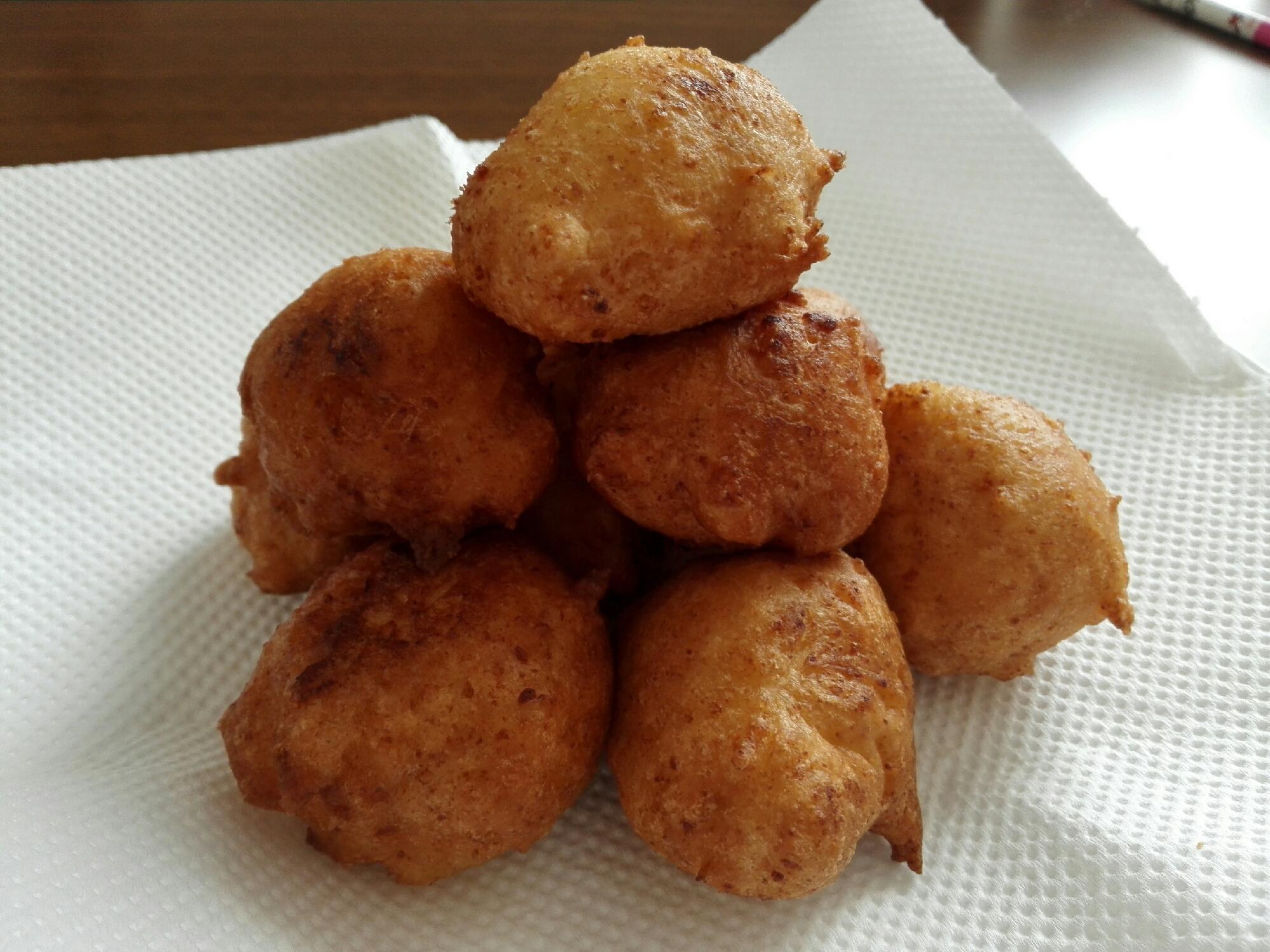 ホットケーキミックス ドーナツ 豆腐