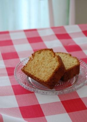 人参 パウンド ケーキ