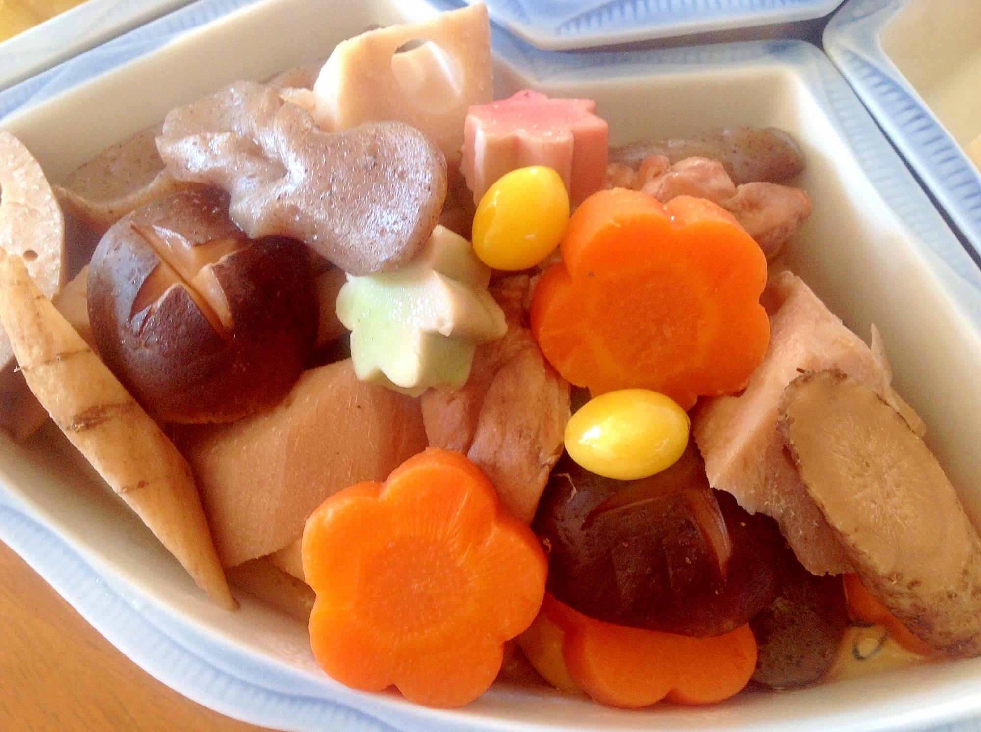おせち料理の定番!うま煮 レシピ・作り方
