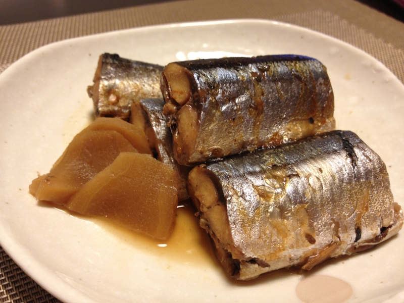 圧力鍋で骨まで食べれるサンマの煮付け レシピ・作り方 by Anelavivi 楽天レシピ