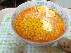 札幌 塩 ラーメン アレンジ