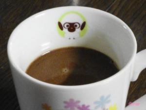 おうちカフェ♪カフェチョコでほっこり♪しあわせ時間