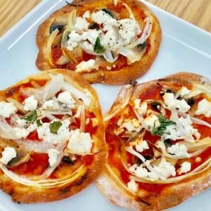 餃子 の 皮 ピザ