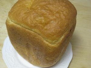 ホームベーカリーではちみつミルク食パン