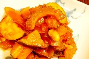 ご飯にもパンにも、夏野菜の和風ラタトゥイユ