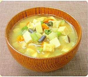津軽の郷土料理!野菜たっぷり「けの汁」の由来や作り方をご紹介します♪