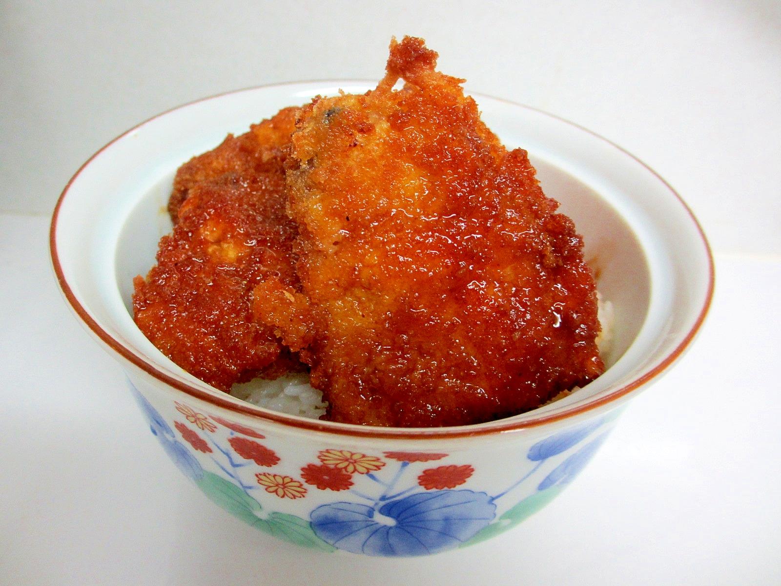 福井風ソースカツ丼