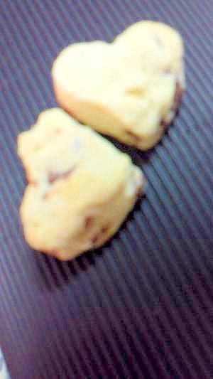 ホットケーキミックスで★チョコスコーン