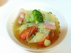 野菜たっぷり【ポトフ☆】