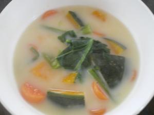 かぼちゃのスープ