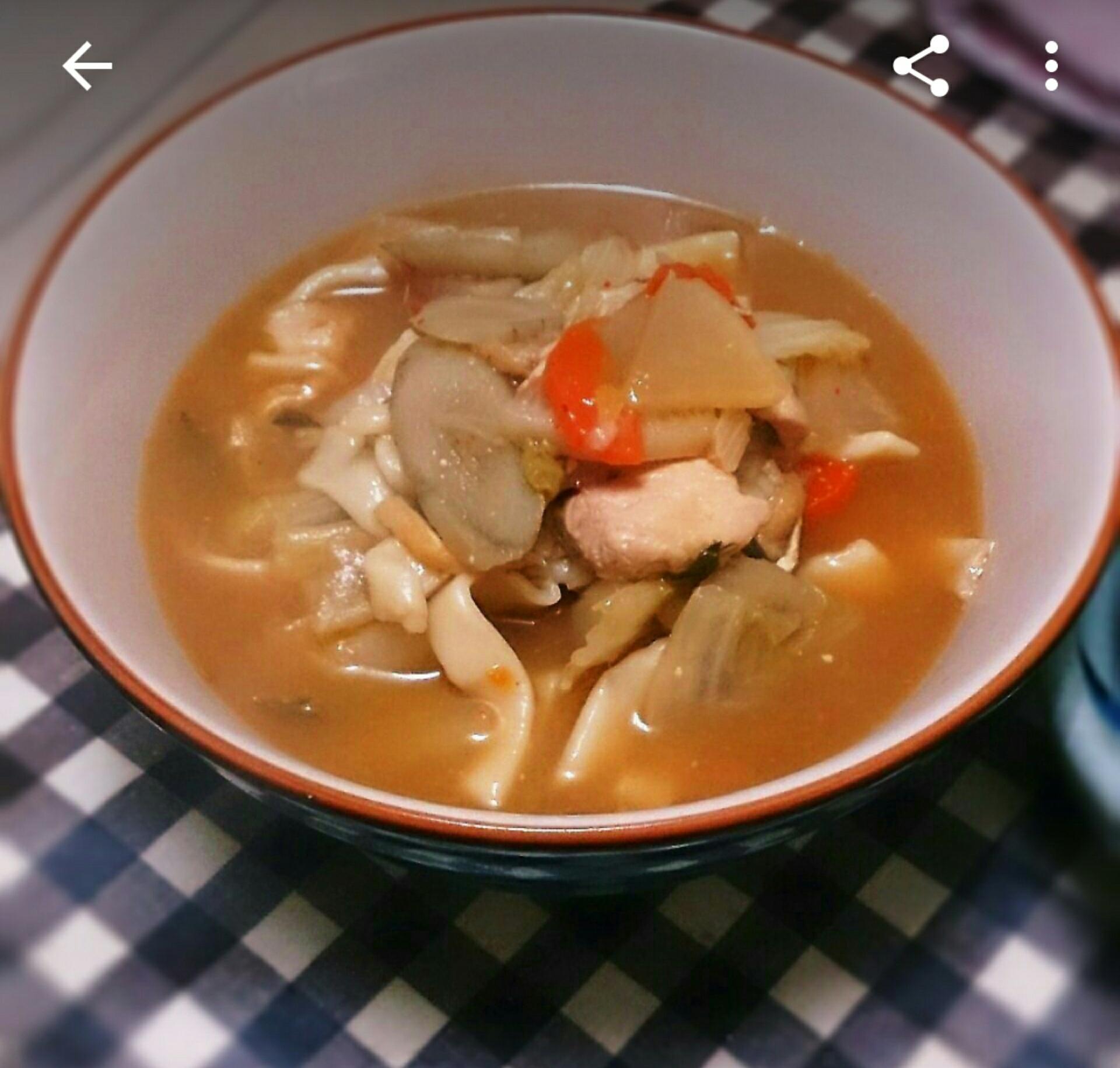 群馬の郷土料理「おっきりこみ」はおふくろの味!絶品レシピもご紹介♪