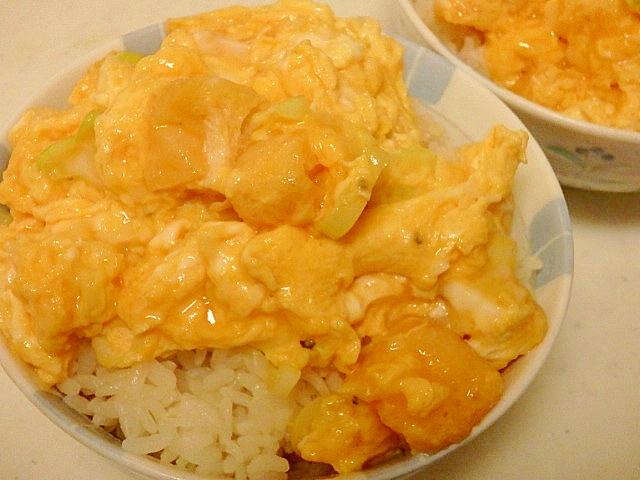 簡単朝ごはん☆油揚げとチーズの卵ごはん レシピ・作り方 by ++めい++|楽天レシピ