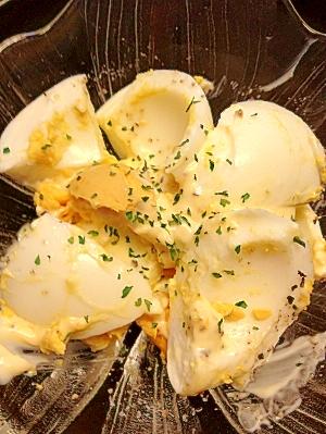 時短ゆで卵で作る☆簡単たまごサラダ☆