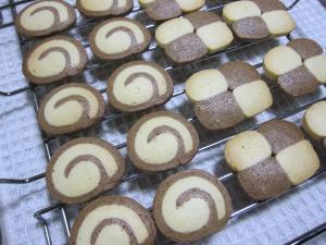 ♪アイスボックス☆クッキー♪