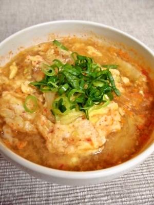 キムチ スープ ダイエット