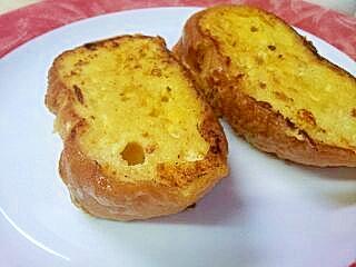 ヨーグルトのフレンチトースト