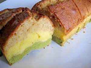 ひなまつり☆パウンドケーキ