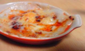簡単もう1品の、ピリ辛もちチーズ