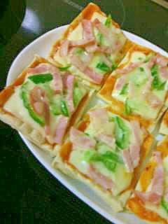 ダイエット中でもへっちゃら☆高野豆腐のピザ レシピ・作り方 by 台所職人|楽天レシピ