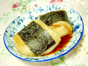 ちょっと燃焼❤生姜砂糖醤油餅❤ ...