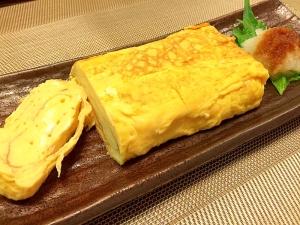 居酒屋さん風だし巻き卵♡ レシピ...