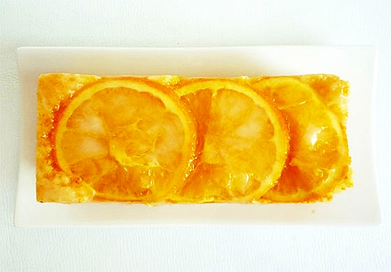 オレンジケーキの基本レシピ