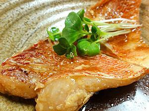 粕漬け魚で煮魚