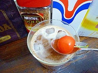 アイスサクランボ入カフェモカ酒