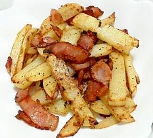 ベーコン ポテト レシピ