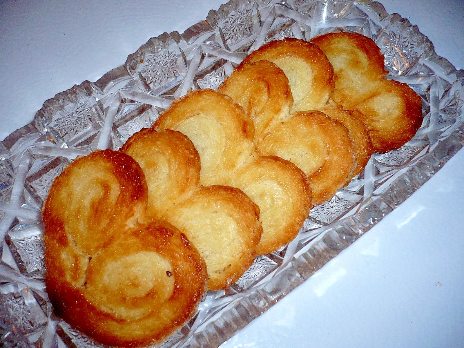 サクッ!ホロッ!ハート型のかわいいパイ菓子パルミエ