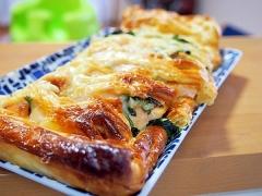 サーモンパイ包み焼き