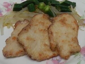 鶏ムネ肉の竜田(たつた)揚げ