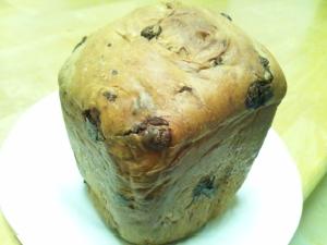 チョコたっぷり♪ふんわりもっちりチョコ食パン