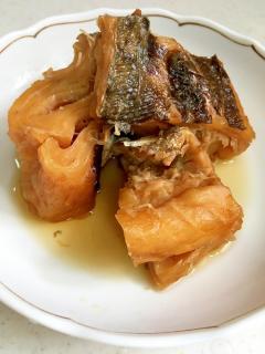 おばあちゃんの 棒鱈 煮物