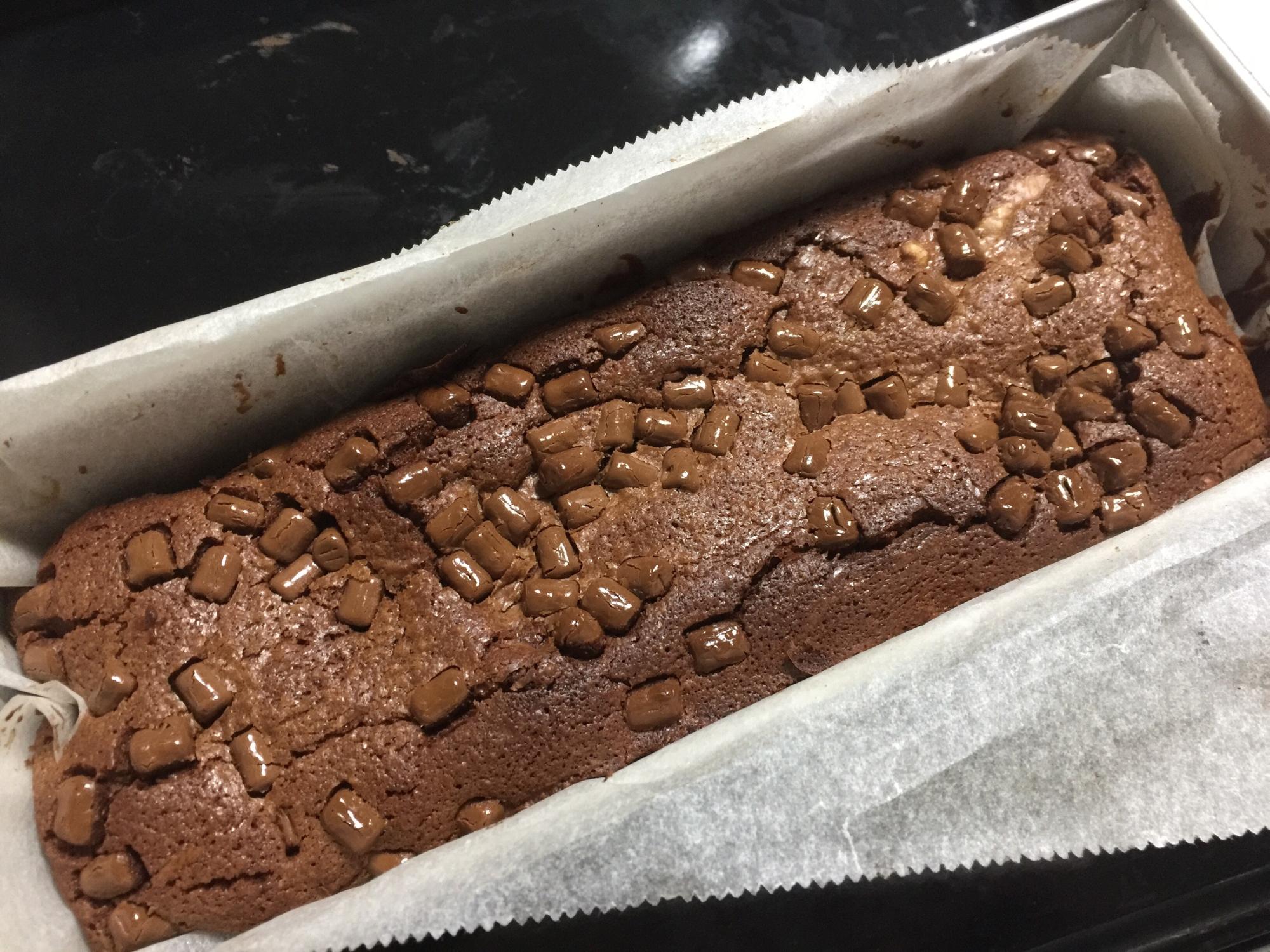 しっとり濃厚チョコブラウニー レシピ・作り方 by *ERIKO*|楽天レシピ