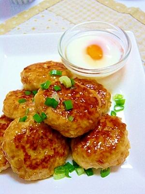 水切りなし♡豆腐でボリューム♡ふわふわ鶏つくね レシピ・作り方 by mino(・´`○)|楽天レシピ