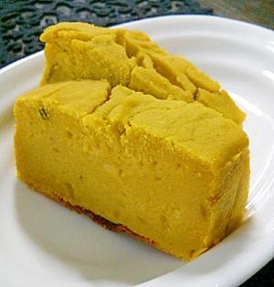 アレルギーっ子も食べられる♪かぼちゃパウンドケーキ