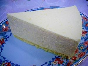 オレンジヨーグルトムースのケーキ(^^)