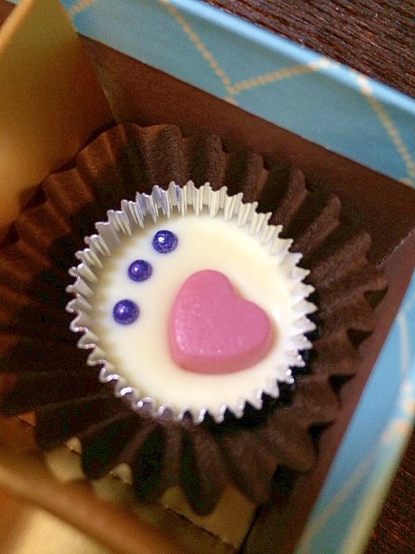 ホワイトデーやバレンタインに❤ 簡単手作りチョコ