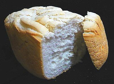 3. ココナッツミルク米粉パン