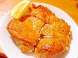 鶏肉 パリパリ 焼き