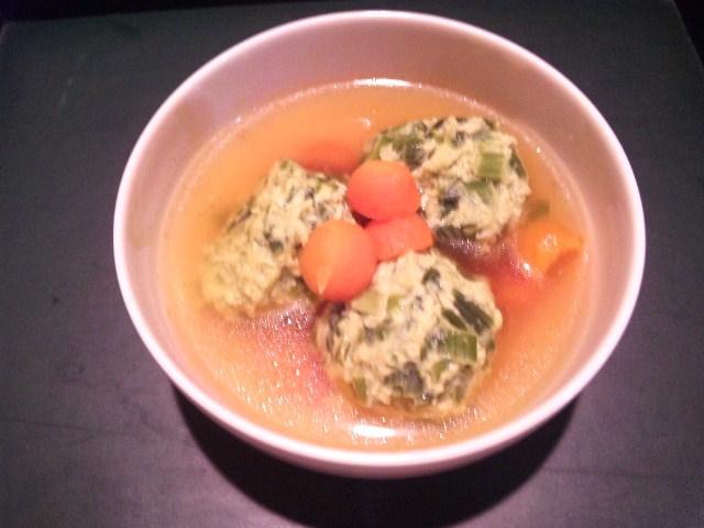 【超低カロリー・疲労回復】香草スタミナ肉団子スープ