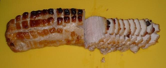 パイン&塩麹に漬け込んだ焼豚